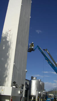 Industrial and Commercial Painting Contractors
